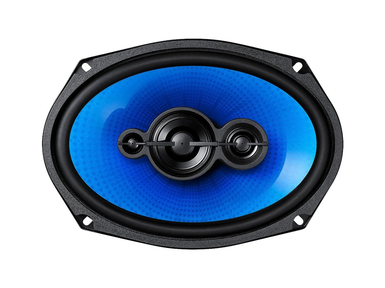 Blaupunkt Blue Magic QL 690-6x9-Inch 300-Watt 4-Way Speaker System