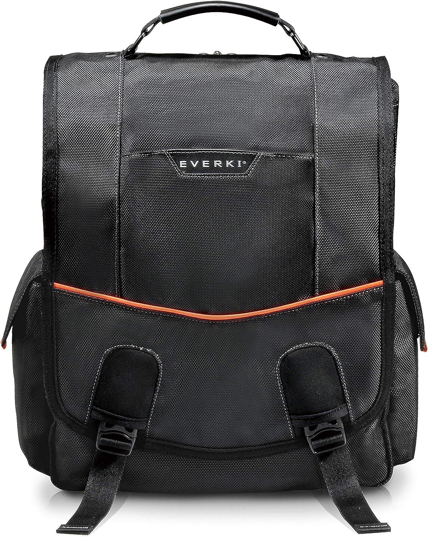 """EVERKI EKS620 Urbanite Laptop Vertical Messenger Bag, fits up to 14.1"""""""