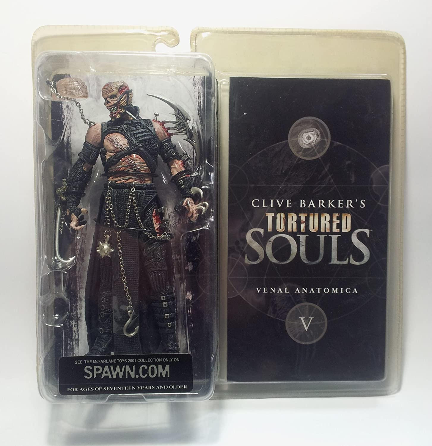 McFarlane Clive Barkers Tortured Souls Limited Edition 12-inch Lucidique Figure
