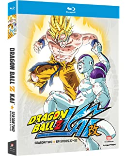 Dragon Ball Z Kai: Season Two [Blu-ray]