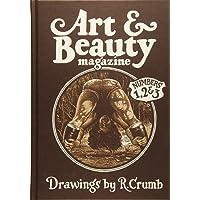 Robert Crumb: Art & Beauty : Volumes 1-3