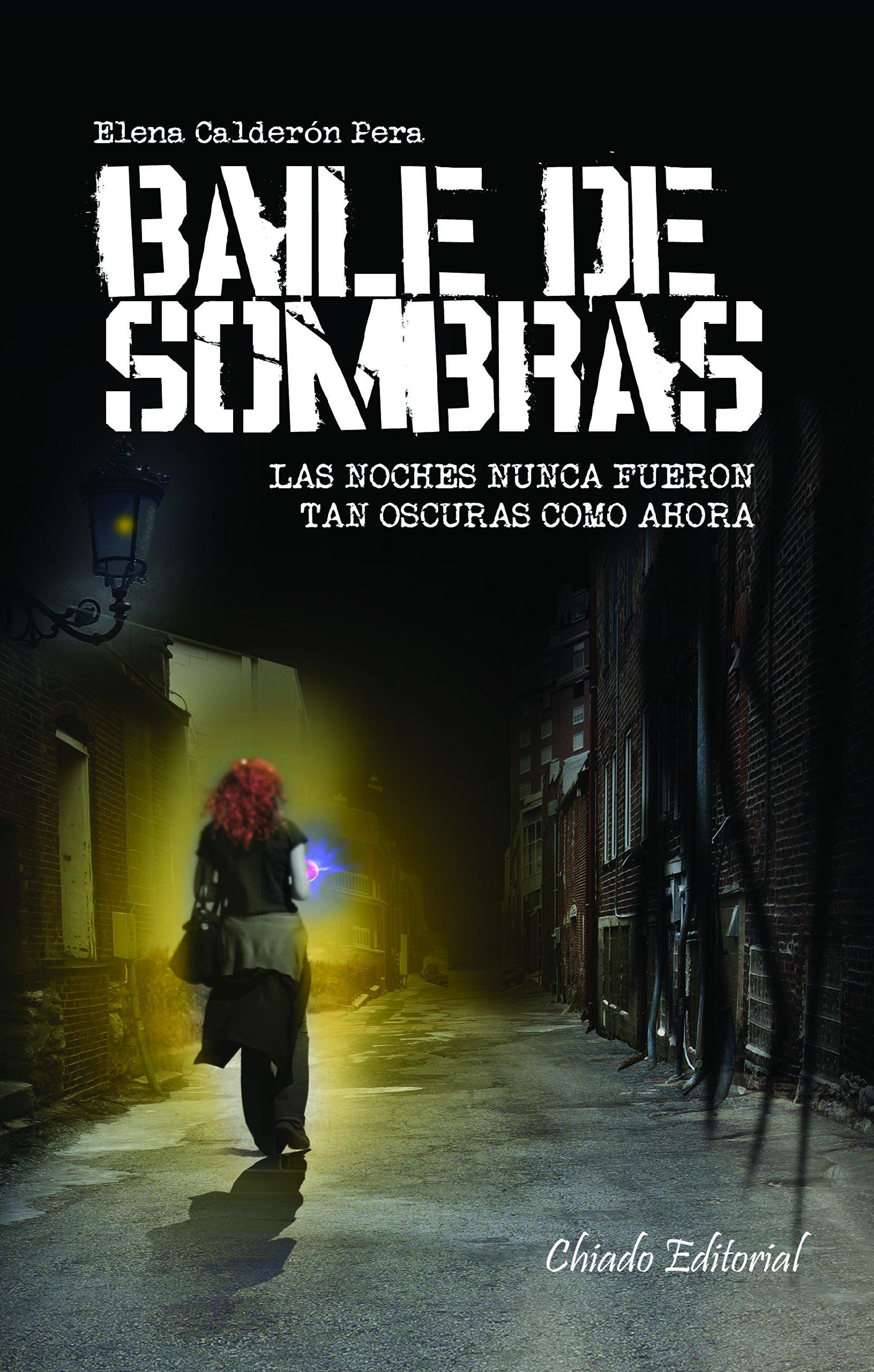 Baile de sombras (Literatura Juvenil): Amazon.es: Elena Calderón Pera: Libros