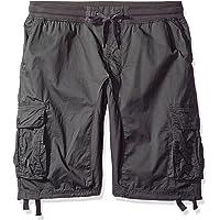 Amazon Best Sellers: Best Men's Big & Tall Shorts