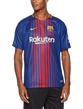 e89a9246b Nike men s FC Barcelona SS home stadium jersey