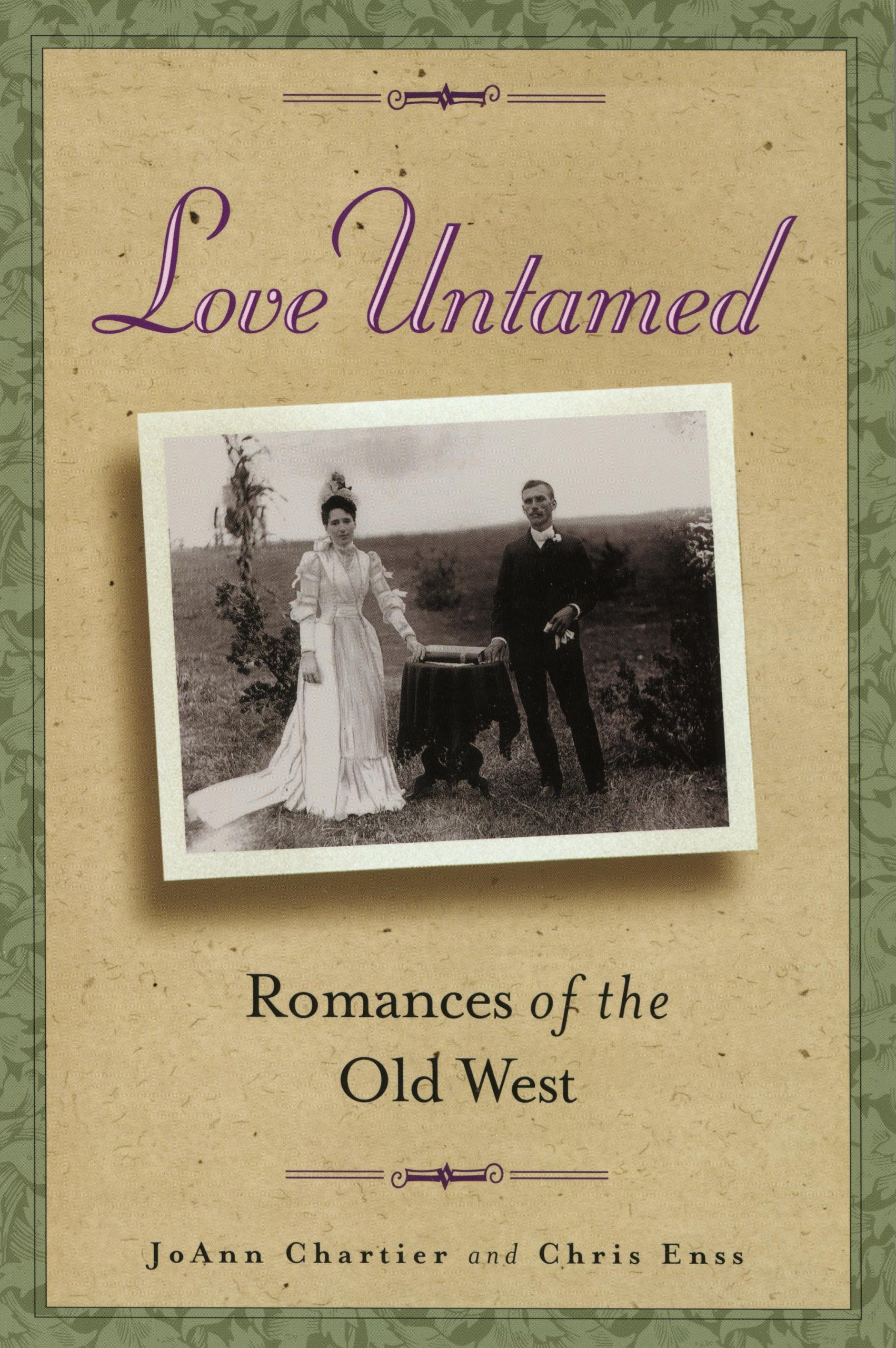 Download Love Untamed: Romances of the Old West PDF