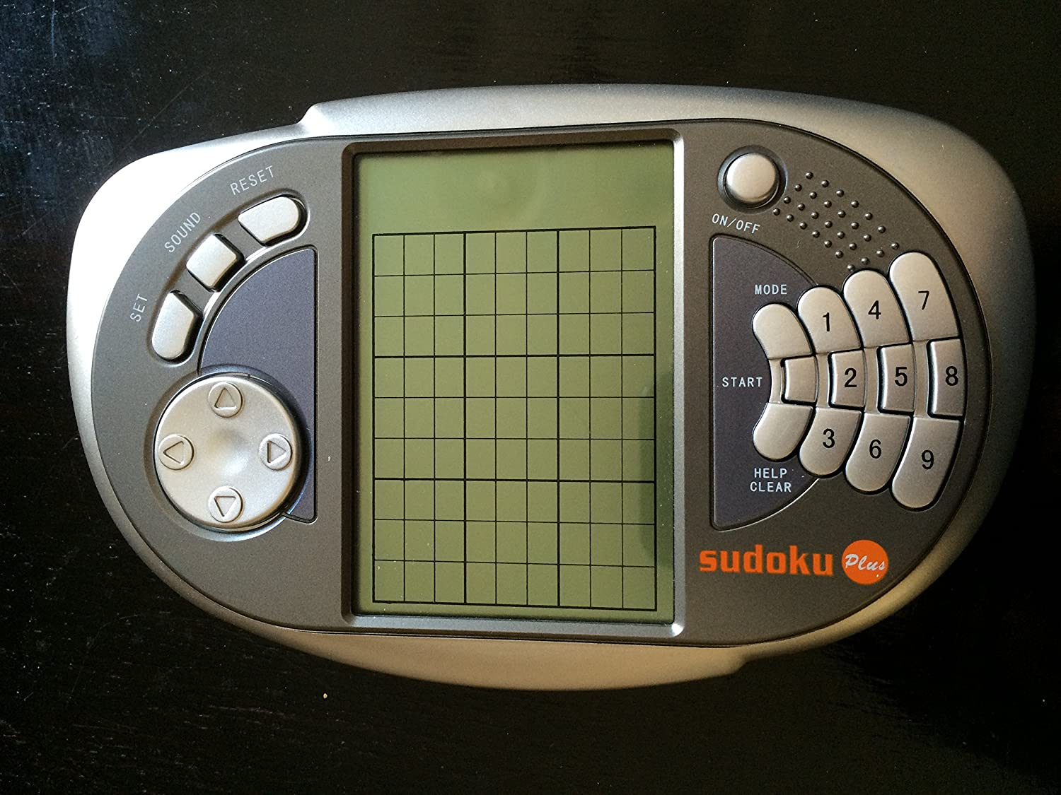 Sudoku Plus Electronic Game with 2 000 000 Games