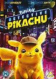 Pokémon Detective Pikachu [DVD] [2019] | USA Non-Compatible Product | Region - 2