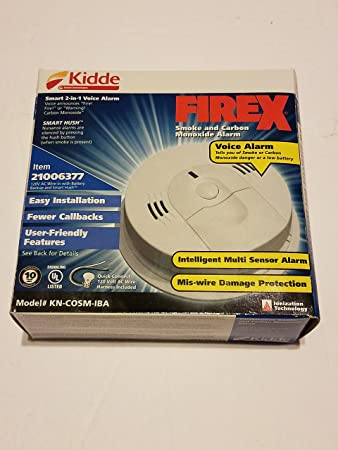 Kidde Ac Dc Smoke Co Alarm – 21006377