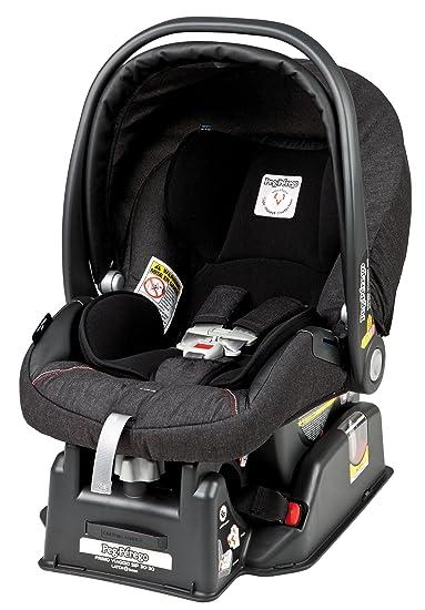 Amazon.com : Peg Perego Primo Viaggio SIP 30/30 Car Seat, Denim ...