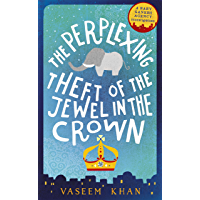 The Perplexing Theft of the Jewel in the Crown: Baby Ganesh Agency Book 2 (English Edition)