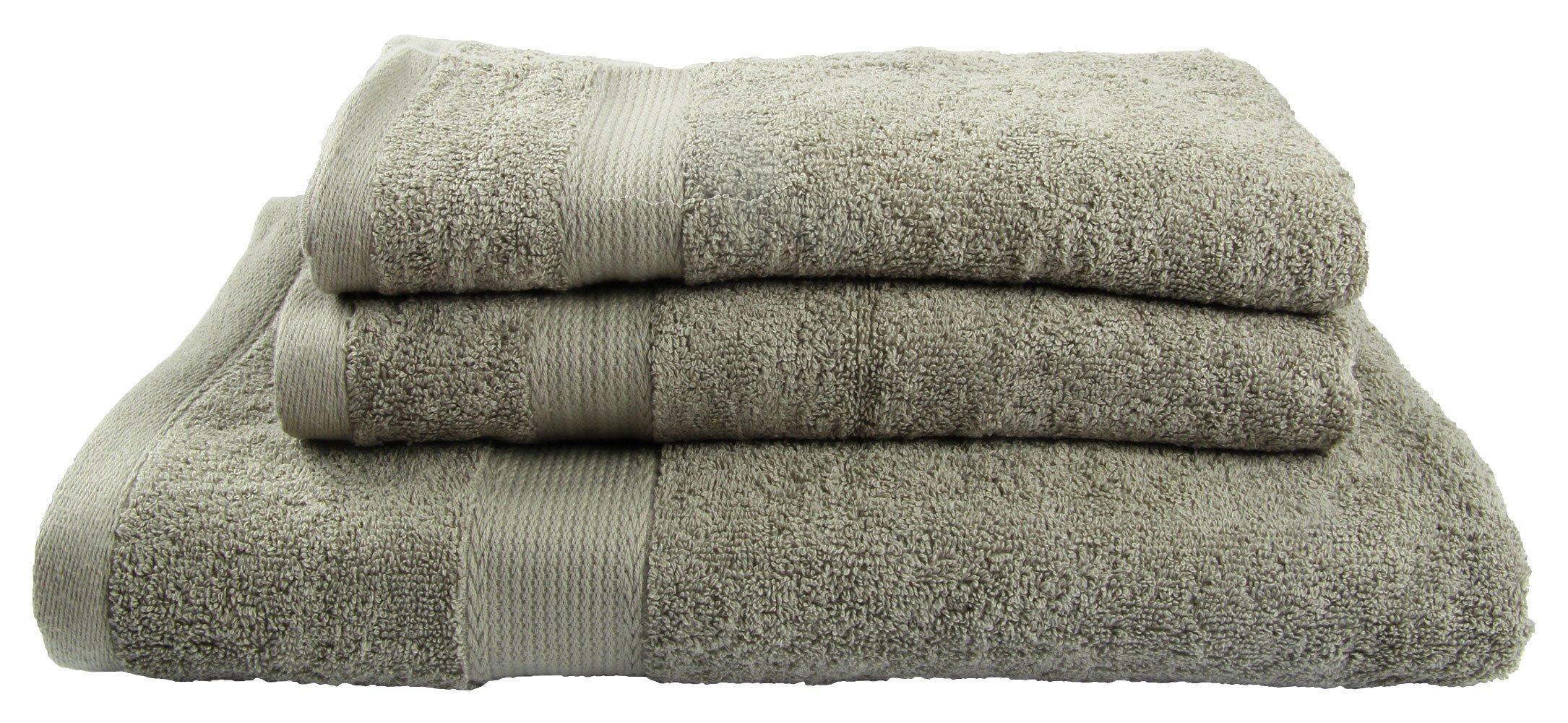 Winthome 3 Pack Toalla de Baño Grande para Cuarto de Baño,Juego de Toallas de Ducha (verde) product image