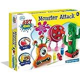 Clementoni Disney - Monster Attack Art Attack