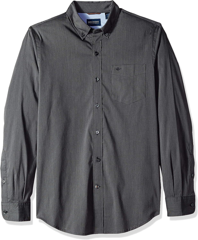 Dockers Signature Comfort Flex Shirt Camisa para Hombre