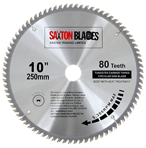 24 Silverline 801292 TCT Circular Saw Blades 20 Pack of 3 40T