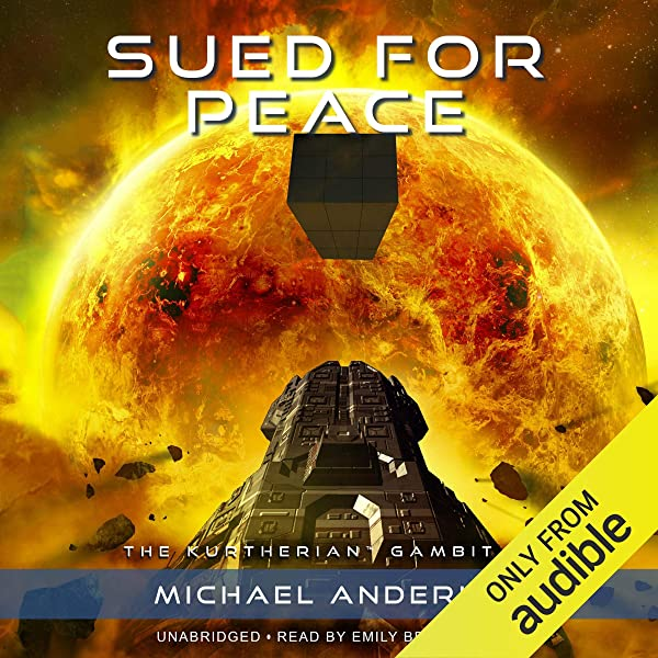 Amazon Com Sued For Peace The Kurtherian Gambit Book 11 Audible Audio Edition Michael Anderle Emily Beresford Lmbpn Publishing Audible Audiobooks
