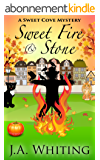 Sweet Fire and Stone (A Sweet Cove Cozy Mystery Book 7) (English Edition)