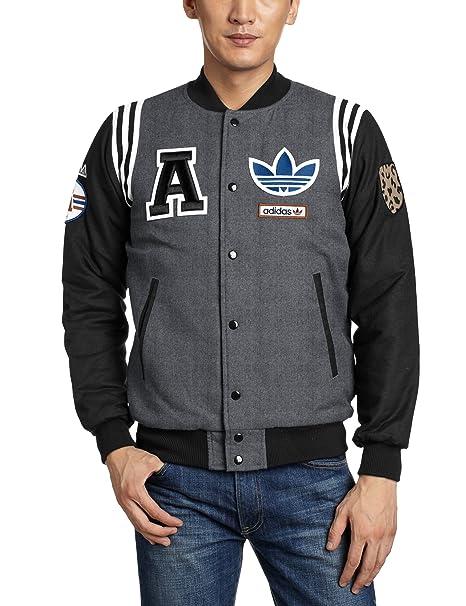 adidas Originals Men's Jacket Large: Amazon.co.uk: Clothing