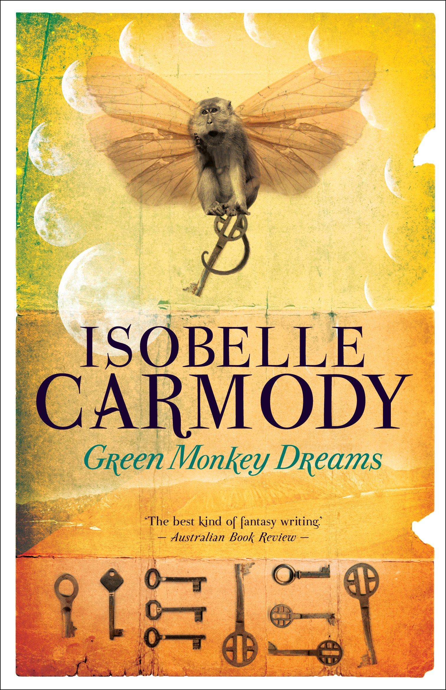Download Green Monkey Dreams ebook