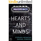 Hearts and Minds (Class Heroes Book 5)