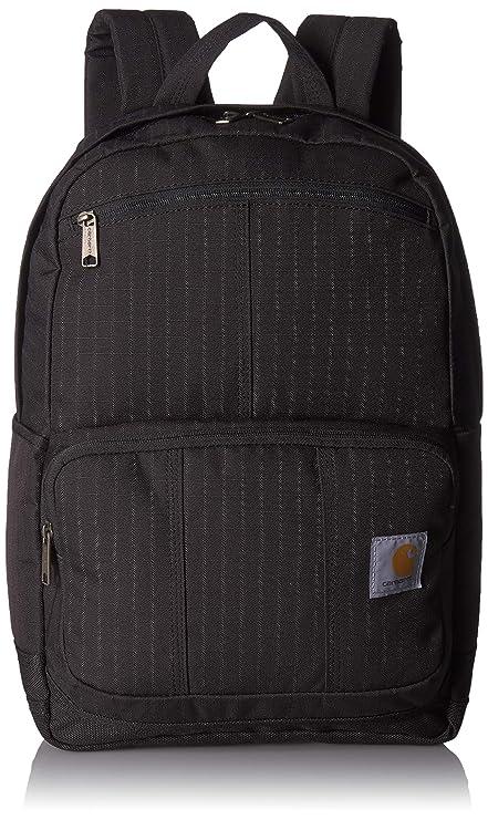 01a7a354d9a Amazon.com: Carhartt D89 Backpack, Black: Sports & Outdoors