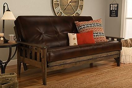 Amazon Com Kodiak Furniture Kf Tucson Full Size Futon Set Kitchen