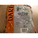Dare Snug Chain Link Fence Insulator for Electric Fence Bag 25 Black