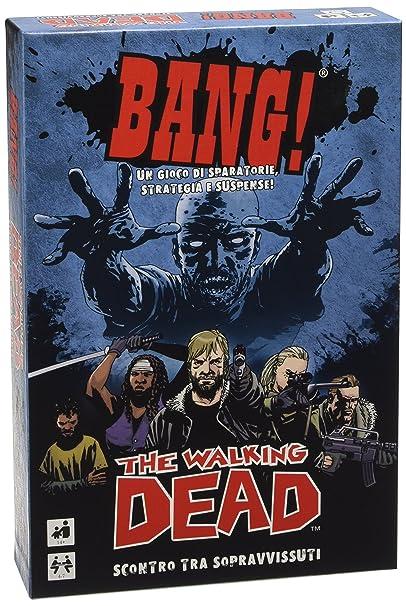 DV Juegos - Bang. The Walking Dead: Amazon.es: Juguetes y juegos