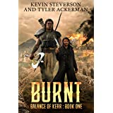 Burnt (The Balance of Kerr Book 1)
