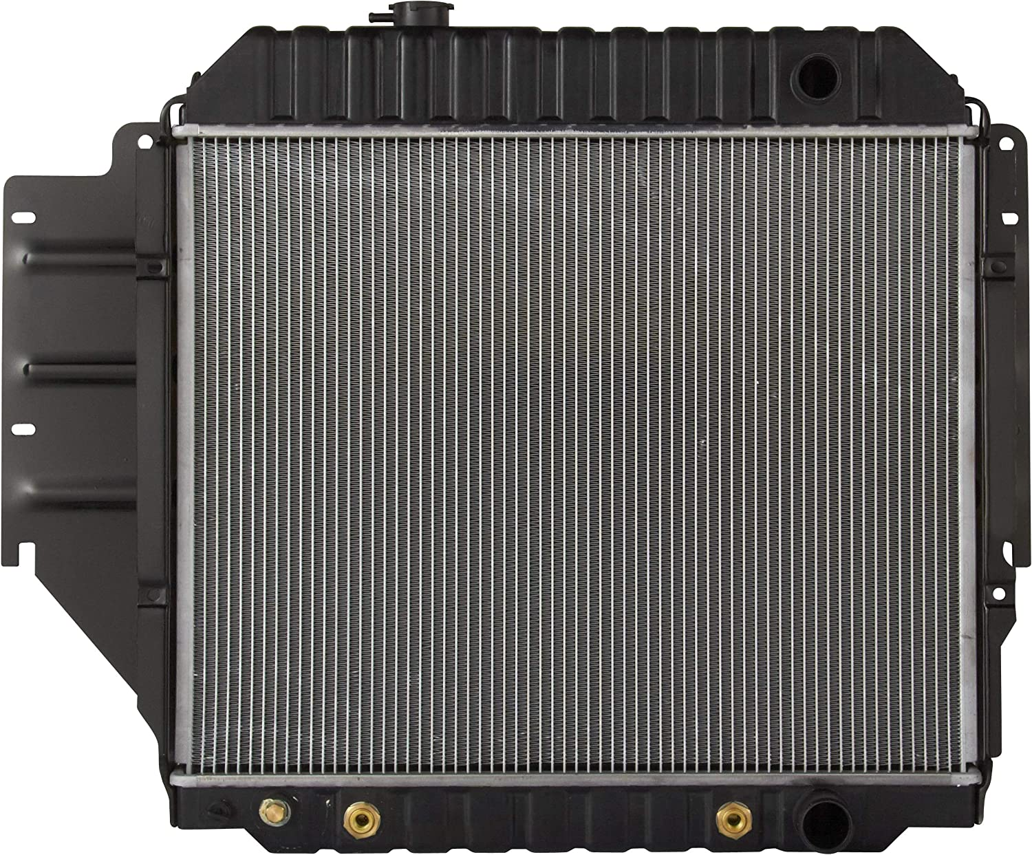 Spectra Premium CU1455 Complete Radiator for Ford