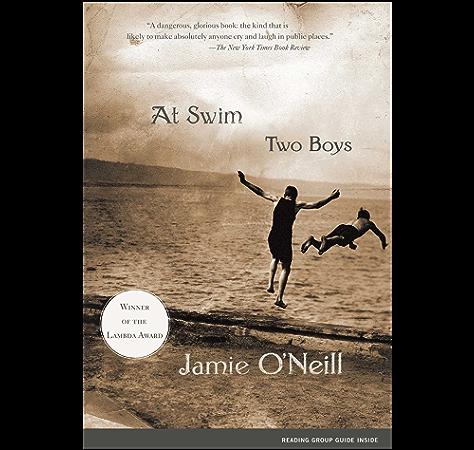 At Swim Two Boys A Novel Kindle Edition By O Neill Jamie Literature Fiction Kindle Ebooks Amazon Com