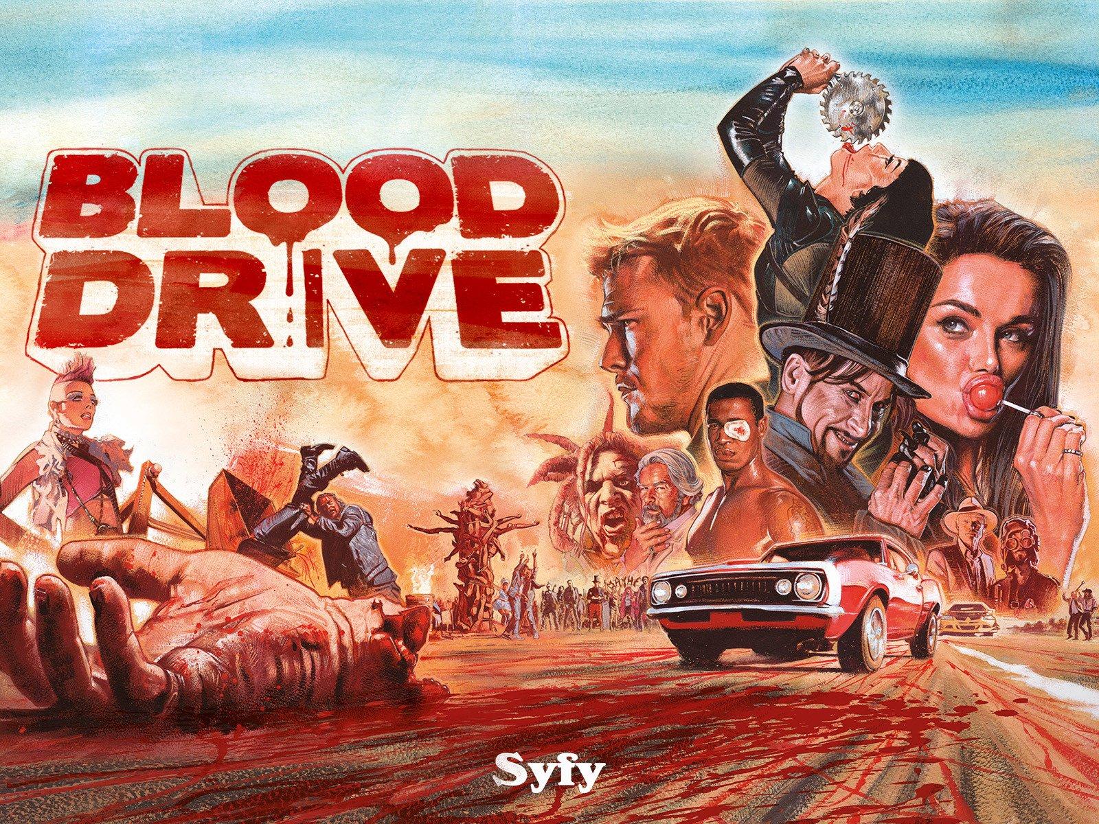 f8c13c63 Amazon.com: Watch Blood Drive, Season 1 | Prime Video
