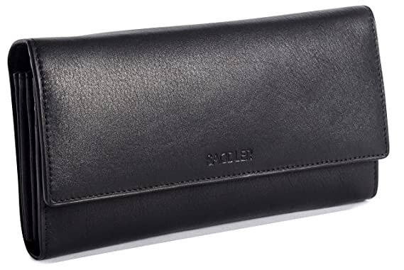 c608574b1d0 Image Unavailable. Image not available for. Colour: Saddler New Nappa  Ladies Leather Matinee Purse Large