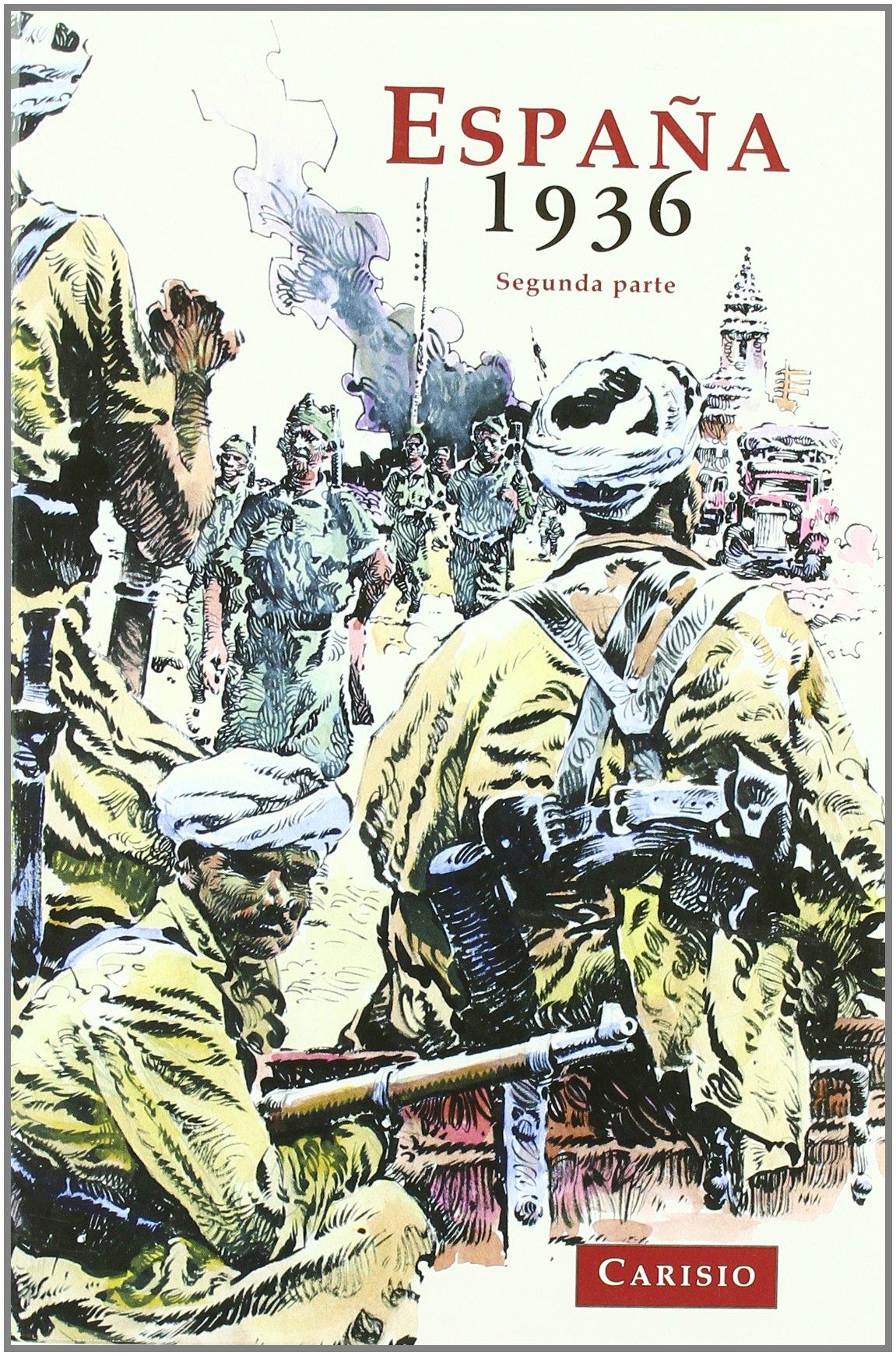 España 1936, Ii: Amazon.es: Fernandez-Rodriguez, C.: Libros