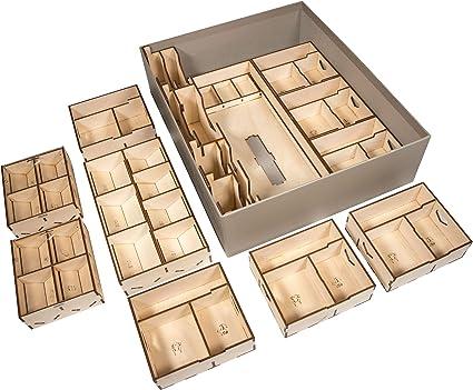 The Broken Token Box Organizer for Scythe Legendary Expansions
