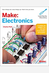 Make: Electronics (Learning by Discovery) Paperback