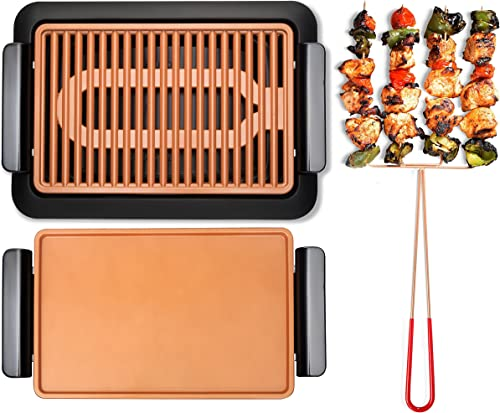 GOTHAM STEEL Smokeless Electric Grill