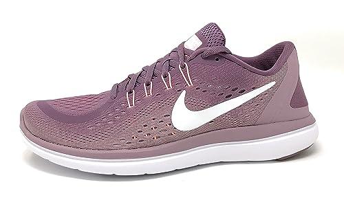 3365d6137917 Nike Women s Flex 2017 RN Running Shoe Violet Dust White Plum Fog Iced