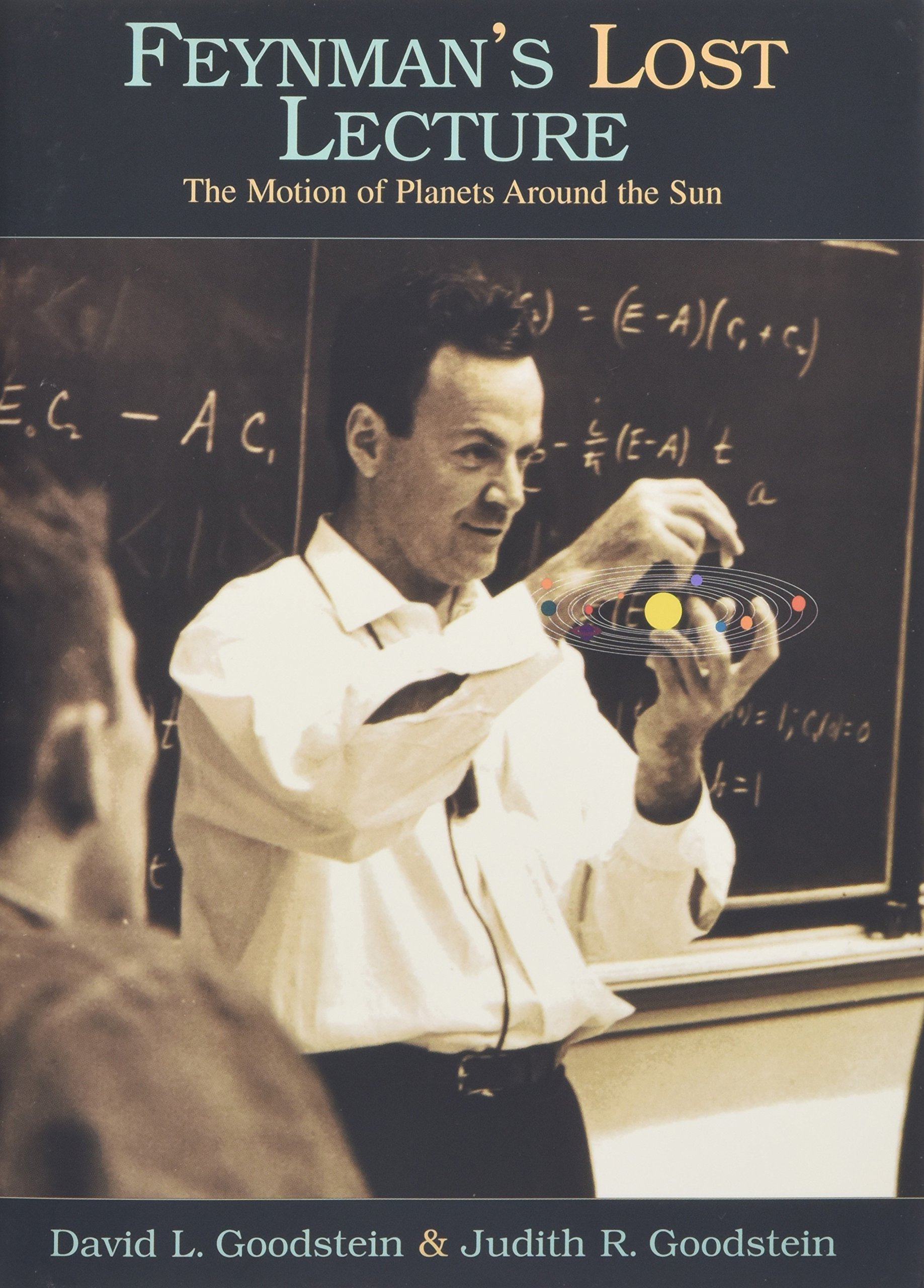 Buy Feynman′s Lost Lecture - The Motion of Planets Around the Sun +CD Book  Online at Low Prices in India | Feynman′s Lost Lecture - The Motion of  Planets ...