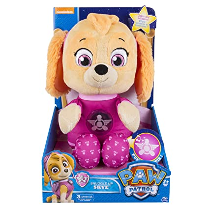 6ebe8093df6 Image Unavailable. Image not available for. Color  Paw Patrol - Snuggle Up  Pup - Skye