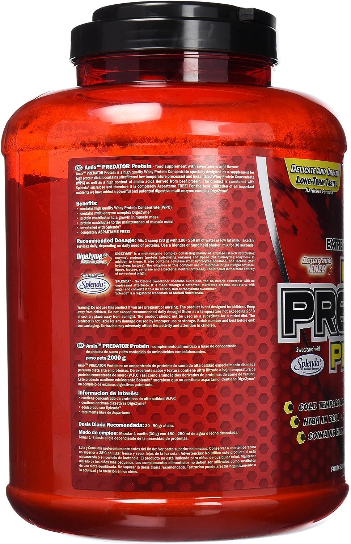 Amix Predator Protein Chocolate - 2kg - 2000 g