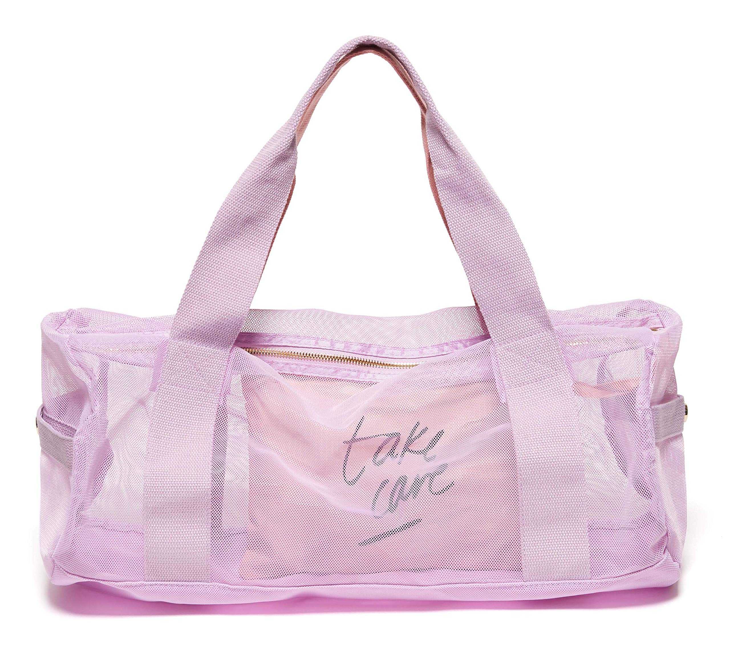 Ban.do Women's Work It Out Gym Bag with Zipper Pouch, Take Care