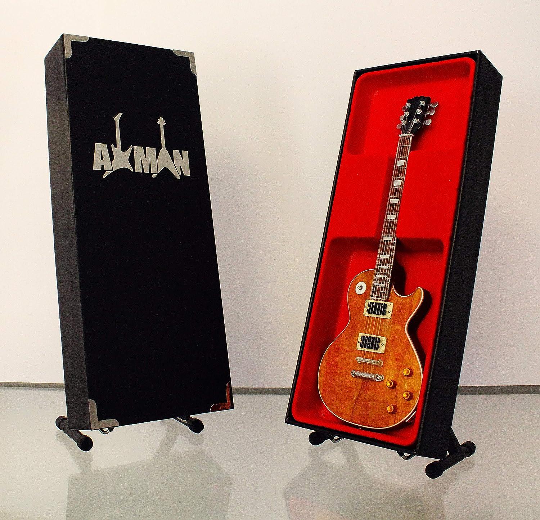 Gary Moore (Thin Lizzy): 1959 Les Paul - Réplica de guitarra en miniatura