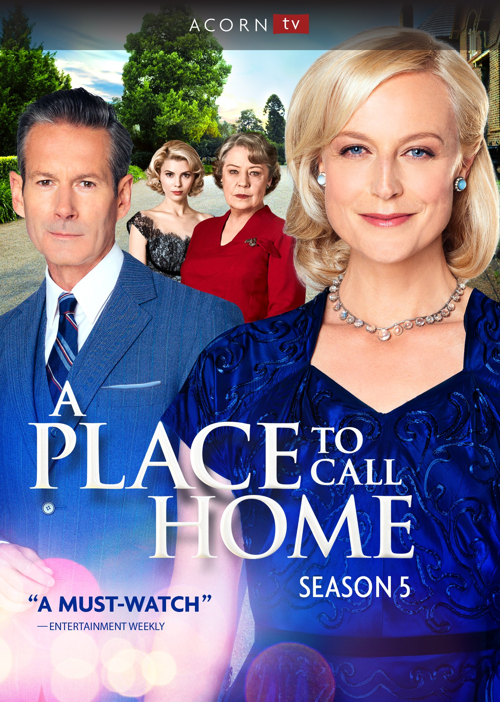 Book Cover: Place To Call Home, A: Season 5