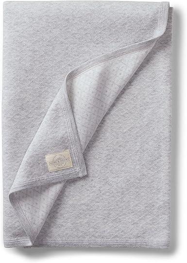 Hope /& Henry Layette Diamond Jacquard Knit Romper