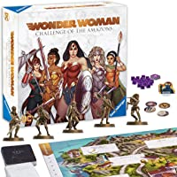 Deals on Wonder Woman: Challenge of the Amazons Strategy Game