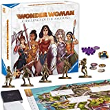 Ravensburger Wonder Woman: Challenge of The Amazons Strategy Game for Ages 10 & Up