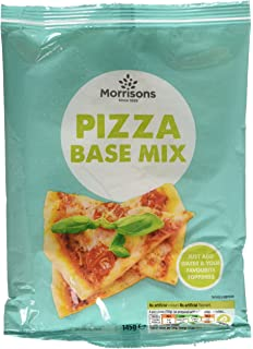 Tesco Pizza Base Mix 145g Amazoncouk Grocery