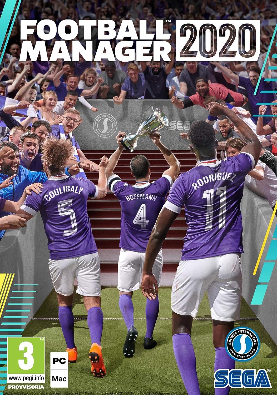 Football Manager 2020 - PC [Importación italiana]