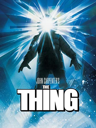 The Thing directed by John Carpenter