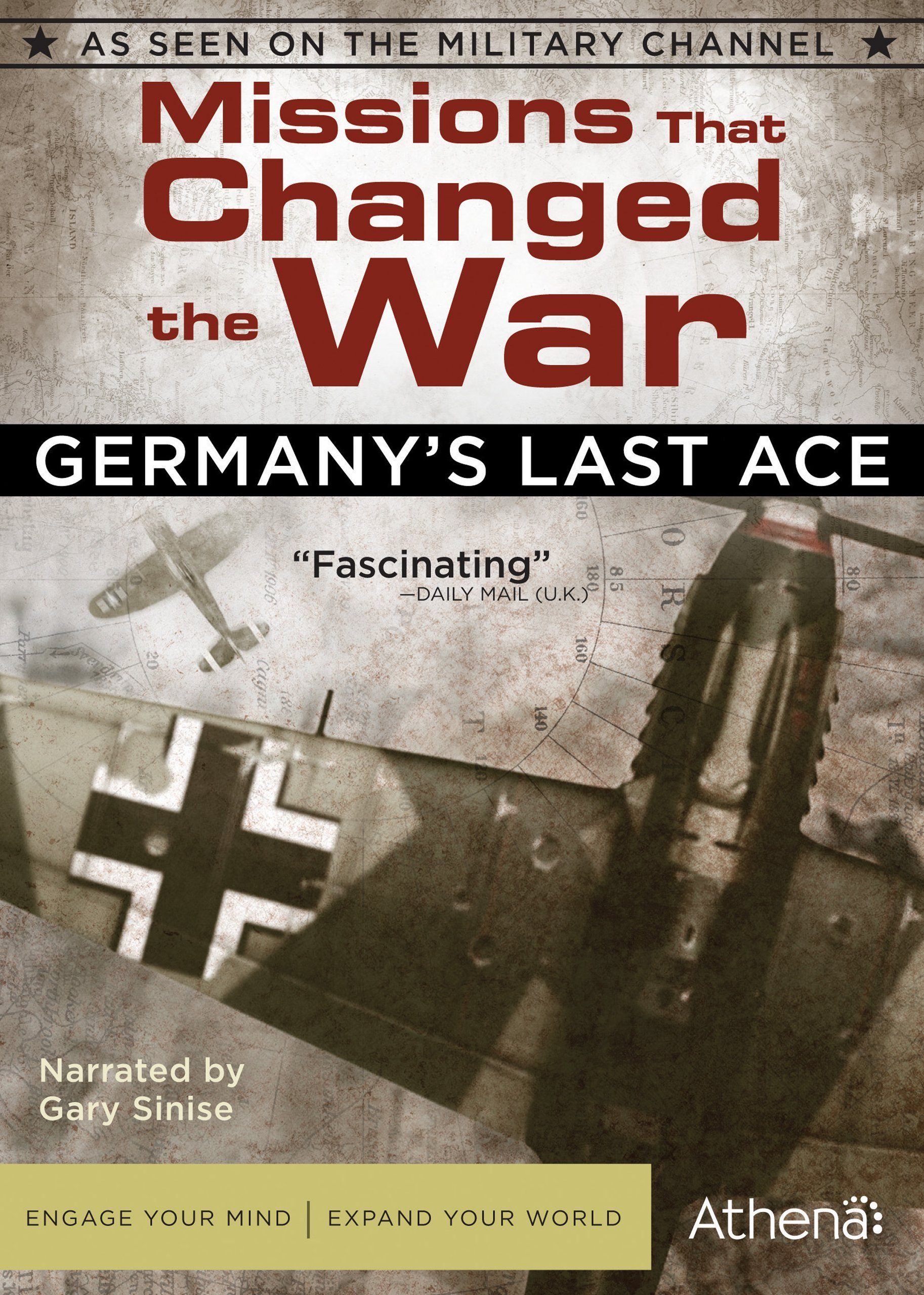 Missions That Changed the War: Germany\'s Last Ace (Subtitled)